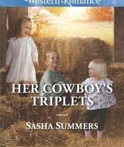 * Review * HER COWBOY'S TRIPLETS by Sasha Summers