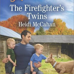 * Review * THE FIREFIGHTER'S TWINS by Heidi McCahan