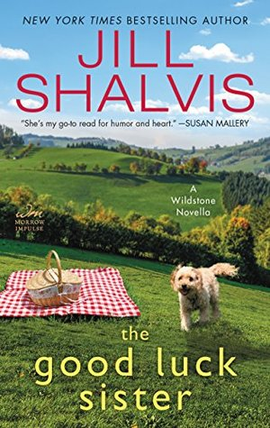* Review * THE GOOD LUCK SISTER by Jill Shalvis