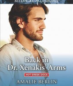 * Review * BACK IN DR. XENAKIS' ARMS by Amalie Berlin