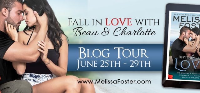 * Blog Tour / Book Review * ANYTHING FOR LOVE by Melissa Foster