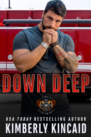 * Review * DOWN DEEP by Kimberly Kincaid