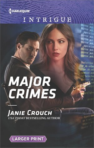 * Review * MAJOR CRIMES by Janie Crouch