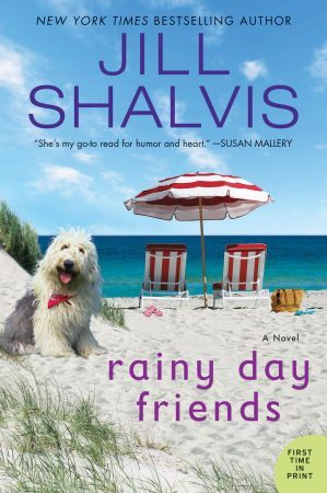 * Review * RAINY DAY FRIENDS by Jill Shalvis
