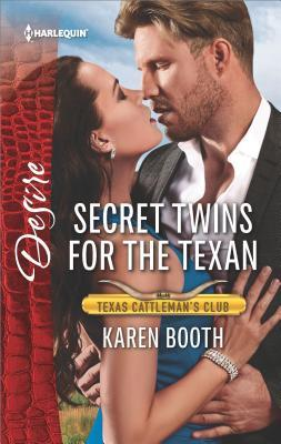 * Review * SECRET TWINS FOR THE TEXAN by Karen Booth