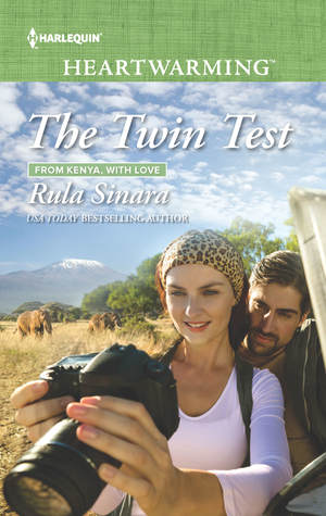 * Review * THE TWIN TEST by Rula Sinara