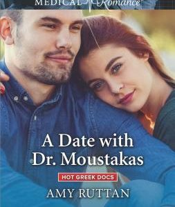 * Review * A DATE WITH DR. MOUSTAKAS by Amy Ruttan