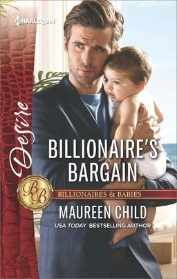 * Review * BILLIONAIRE'S BARGAIN by Maureen Child