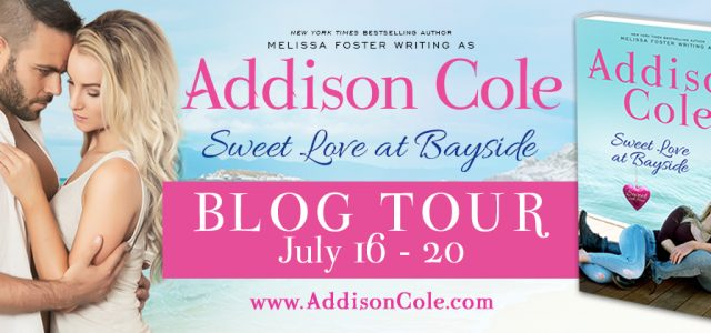 * Blog Tour / Surprise DOUBLE Release * SWEET LOVE AT BAYSIDE and SWEET PASSIONS AT BAYSIDE by Addison Cole