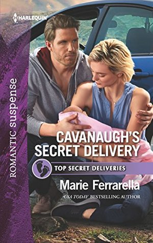 Cavanaugh's Secret Delivery by Marie Ferrarella
