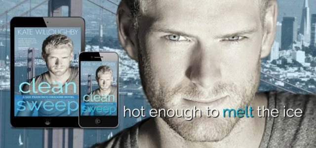 * Release Blast * CLEAN SWEEP by Kate Willoughby