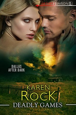 * Review * DEADLY GAMES by Karen Rock