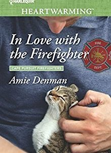 * Review * IN LOVE WITH THE FIREFIGHTER by Amie Denman