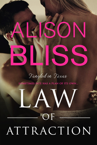 * Review * LAW OF ATTRACTION by Alison Bliss