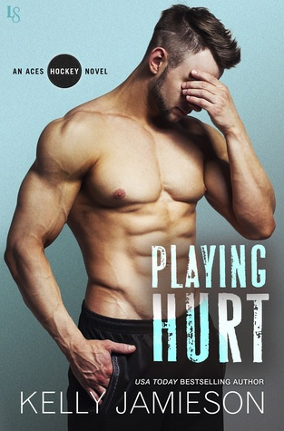 * Release Day Blitz/Review * PLAYING HURT by Kelly Jamieson