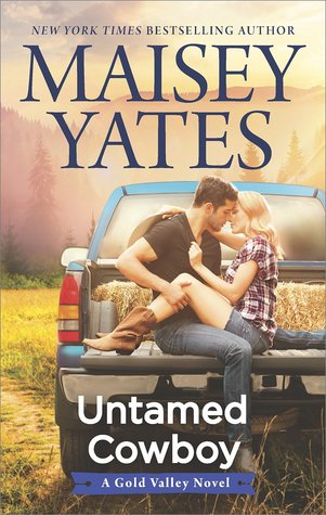 * Review * UNTAMED COWBOY by Maisey Yates
