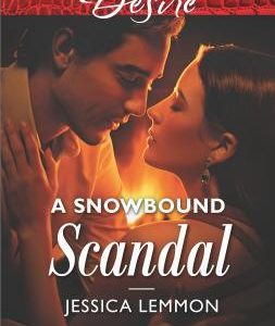 * Review * A SNOWBOUND SCANDAL by Jessica Lemmon