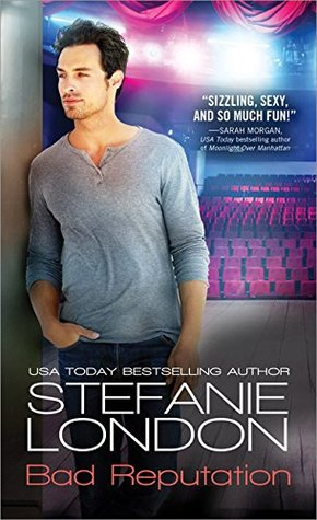 * Review * BAD REPUTATION by Stefanie London