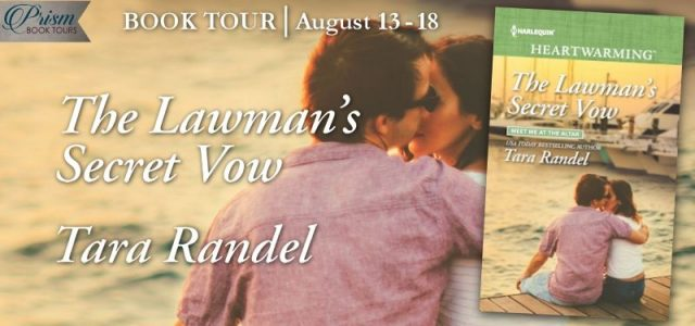 * Blog Tour/Review * THE LAWMAN'S SECRET VOW by Tara Randel