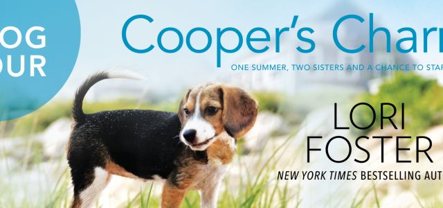 * Blog Tour/Book Review * COOPER'S CHARM by Lori Foster