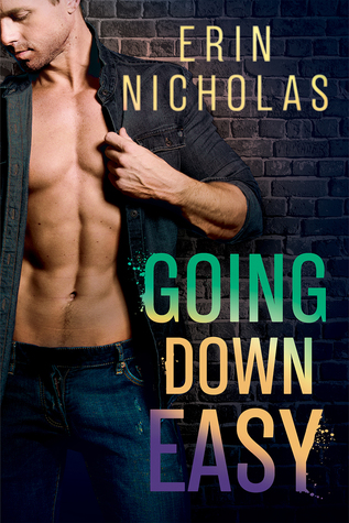 * Review * GOING DOWN EASY by Erin Nicholas