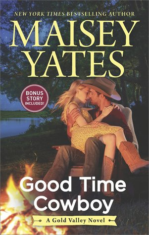 * Review * GOOD TIME COWBOY by Maisey Yates