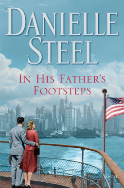 * Review * IN HIS FATHER'S FOOTSTEPS by Danielle Steel