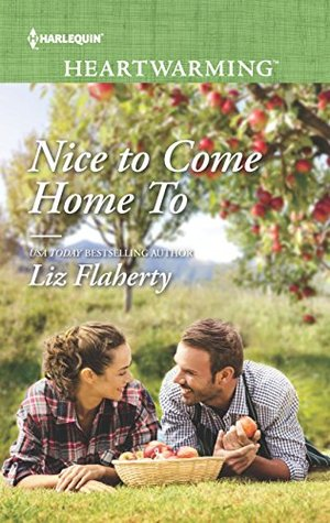 * Blog Tour/Book Review * NICE TO COME HOME TO by Liz Flaherty