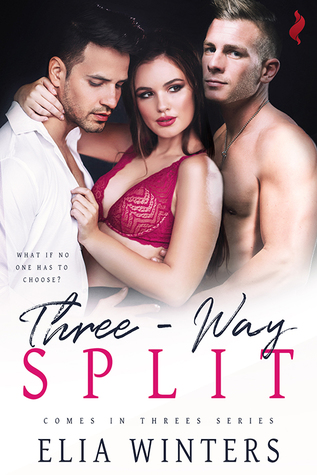 * Review * THREE-WAY SPLIT by Elia Winters