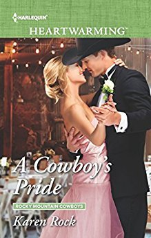 * Blog Tour/Review * A COWBOY'S PRIDE by Karen Rock