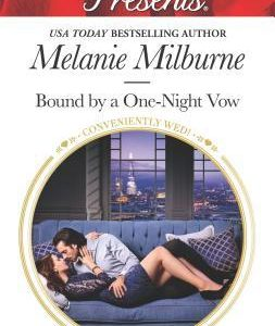 * Review * BOUND BY A ONE-NIGHT VOW by Melanie Milburne