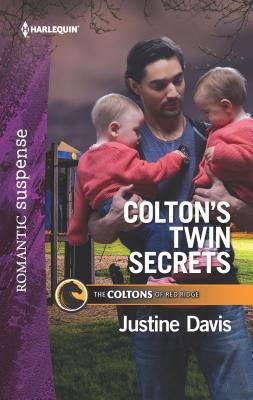 Colton's Twin Secrets by Justine Davis
