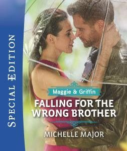* Review * FALLING FOR THE WRONG BROTHER by Michelle Major