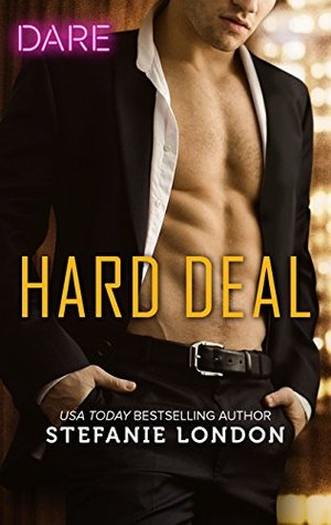 * Review * HARD DEAL by Stefanie London