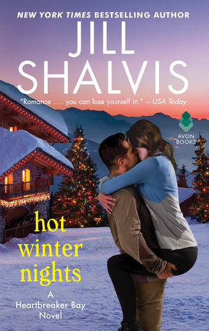 * Blog Tour/Review/Excerpt * HOT WINTER NIGHTS by Jill Shalvis
