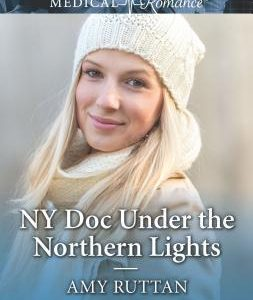 * Review * NY DOC UNDER THE NORTHERN LIGHTS by Amy Ruttan