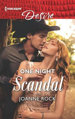 * Blog Tour/Review/Excerpt/Giveaway * ONE NIGHT SCANDAL by Joanne Rock