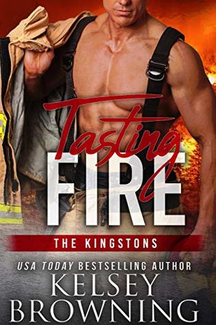 Tasting Fire by Kelsey Browning