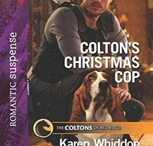 * Review * COLTON CHRISTMAS COP by Karen Whiddon