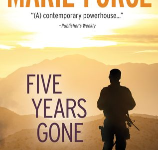 * Review * FIVE YEARS GONE by Marie Force