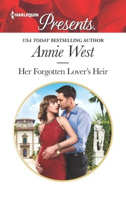 * Review * HER FORGOTTEN LOVER'S HEIR by Annie West