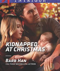 * Review * KIDNAPPED AT CHRISTMAS by Barb Han