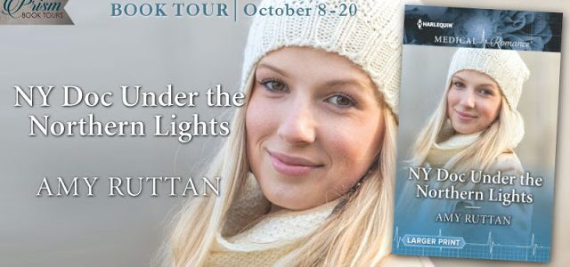 * Blog Tour / Excerpt / Giveaway * NY DOC UNDER THE NORTHERN LIGHTS by Amy Ruttan