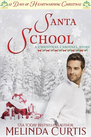 * Review * SANTA SCHOOL by Melinda Curtis