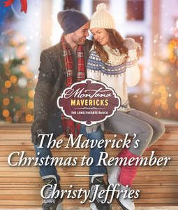 * Review * THE MAVERICK'S CHRISTMAS TO REMEMBER by Christy Jeffries