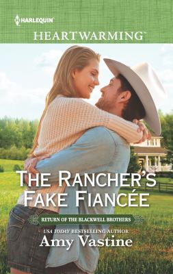 * Review * THE RANCHER'S FAKE FIANCEE by Amy Vastine
