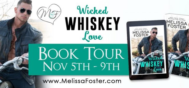 * Blog Tour / Review * WICKED WHISKEY LOVE by Melissa Foster