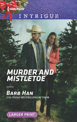 * Review * MURDER AND MISTLETOE by Barb Han