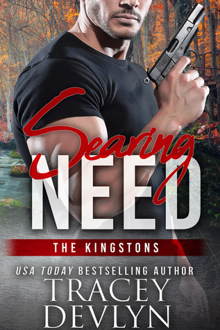 * Blog Tour / Review / Excerpt * SEARING NEED by Tracey Devlyn