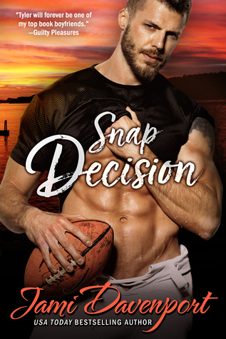* Review * SNAP DECISION by Jami Davenport